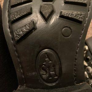 Ashe TN Biker Studded Boot